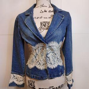 Berek by Takako Sakon Denim jacket